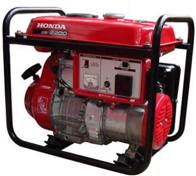 Honda 5 5kva eg6500cxs key starting generator battery for Honda battery cost