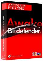 Bitdefender 2013 Antivirus Plus - 1 User License