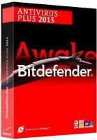 Bitdefender Anti-Virus Plus (2014): 1 User - 1 Year (PC)