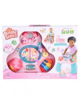 Bright Starts Musical Learning Table - Multicolour