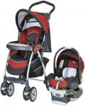Chicco Cortina KeyFit 30Travel System- Element
