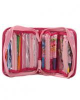 Disney Princess Colouring Bag - Pink