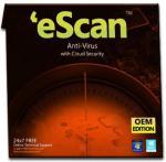 eScan Antivirus Single User OEM Pack