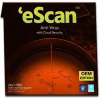 eScan Antivirus Single User OEM Pack