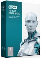 ESET NOD32 Antivirus - 3 Users
