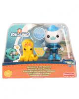 Fisher  Price Octonauts Barnacles & the Octopus