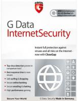 G-Data Internet Security 2015 1 User