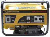 Haier Thermocool 2.0kw/2.5KvA TEC Bobo Elect Generator Set + Wheel