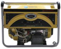 Haier Thermocool 3.5kw/4.4KvA TEC Big Boy Elect Generator Set + Wheel