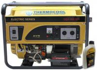 Haier Thermocool 5.5kw/6.9KvA TEC  Oga Elect Generator Set + free 1Ltr
