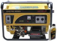 Haier Thermocool 5.5kw/6.9KvA TEC  Oga Elect Generator Set + free 1Ltr