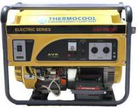 Haier Thermocool 5.5kw/6.9KvA TEC  Oga Remote Generator Set + ATS + Wheel