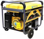 Haier Thermocool 6.5kw/8.1KvA TEC  Igwe Elect Generator Set + Wheel