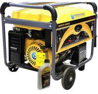 Haier Thermocool 6.5kw/8.1KvA TEC  Igwe Elect Generator Set + free 1Ltr Engine Oil