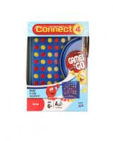 Hasbro Travel Connect4 Game - Blue