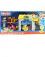 Homeequip Fisher Price Little people Garage Toy