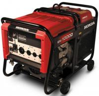 Honda 8KvA EM10000 Key-Starting Generator + Battery