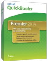 Intuit Quickbook Premier 2014 Edition - 5 User