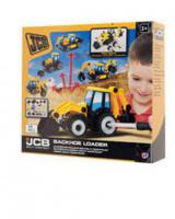 JCB Backhoe Loader Toy