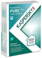 Kaspersky Pure 3.0 3User