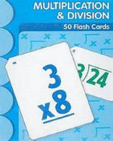 KidZ Centre Multiplication & Division Flash Cards