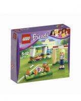 LEGO Stephanie's Soccer Practice-41011