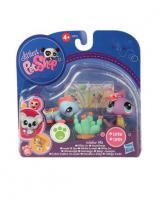 Littlest Pet Shop Collector Pets - 1828, 1829