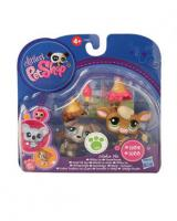 Littlest Pet Shop Collector Pets - 1832,1833