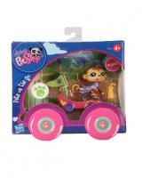 Littlest Pet Shop Pets on the Go -1843