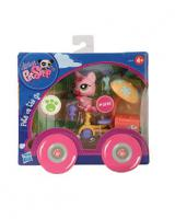 Littlest Pet Shop Pets on the Go -1846
