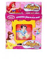 Magic Picture Princess Puzzle - Yellow