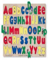 Melissa & Doug Melissa & Doug Upper & Lower Case Alphabet Puzzle