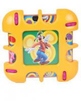 Mickey Mouse Puzzle - Yellow