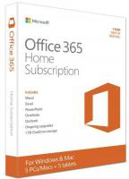 Microsoft Office 365 Home Premium (Medialess. 1 Year Subscription)