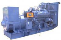 Mitsubishi 1055 KVA MGS1100C Diesel Generator
