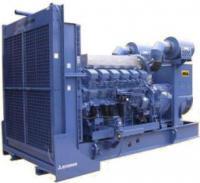 Mitsubishi 1267.5 KVA MGS1200C Diesel Generator
