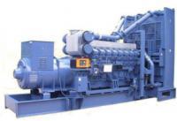 Mitsubishi 2000 KVA MGS2500C Diesel Generator