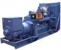 Mitsubishi 500 KVA MGS0500C Diesel Generator