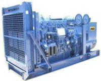 Mitsubishi 665 KVA MGS0650C Diesel Generator