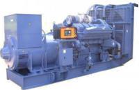 Mitsubishi 900 KVA MGS1000C Diesel Generator