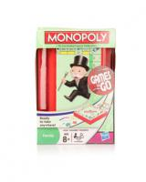 Monopoly MonoPoly Travel - Red