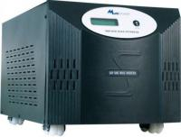 Multipower 5KVA 96V Pure Sinewave Home UPS Inverter and 8 12V 200Ah SMF Batteries and 8