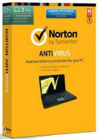 Norton Norton Antivirus 2014 - 1 User / 3 Licenses
