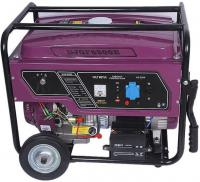 Osychris 6.5KvA Recoil Electric Key Start Generator  Wheels