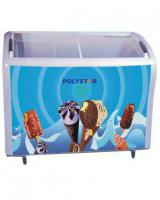 Polystar Show Case Chest Freezer PV-CSC365L