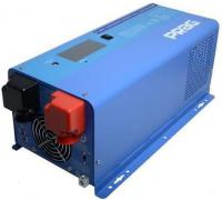 Prag 4KVA-24V Pure Sine Wave Inverter Wall Mount-H AC DC Cables
