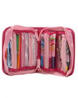Princess Colouring Bag - Pink