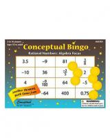 Puzzlextra Conceptual Bingo - Alegbra Focus