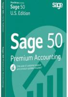 Sage 50 Premium Accounting 2015- 5 user
