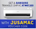 Samsung 1.5HP Split Air Conditioner  Triple Protector N5000 OFF with